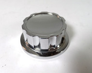 Heathkit  1 3/4 inch Diameter  Chrome Control Knob for the Marauder, Apache, & Mohawk