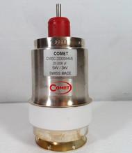 Comet CV05C-2000SIHN/5 Vacuum Variable Capacitor 20-2000 pF @ 5KV  New in Original Box