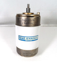 Jennings CMVI-4000-0105 Vacuum Variable Capacitor 25-4000 pF @ 5KV in Excellent Condition