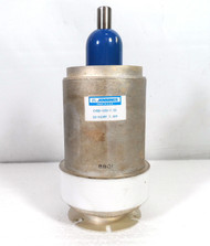 Jennings CVDD-500-7.5S Vacuum Variable Capacitor 20-500 pF @ 7.5 KV in Excellent Condition