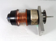 Jennings UCSXF-740 Vacuum Variable Capacitor 25-740 pF @ 7.5 KV with front mounting bracket in Excellent Condition