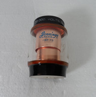 Jennings JMF-75,  75 pf @ 25 KV Fixed Capacitor