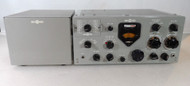 Collins LATE S/N  KWM-1 HF Transceiver with 136B-1 Noise Blanker & 516F-1 Power Supply in Excellent Condition