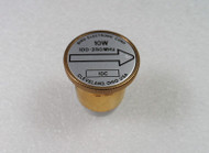 Bird 10C Element (Gold) 100-250 MHz 10 Watt AS New Condition