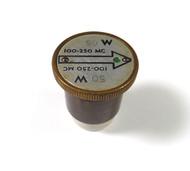Bird 50C Element (Vintage Gold) 100-250 MHz 50 Watt in Good Condition