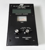 MFJ-249  HF/VHF SWR Analyzer 1.8 to 170 MHz.  in Excellent Condition!