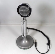 Astatic D-104 Amplified Desk microphone with T-UG8 Stand