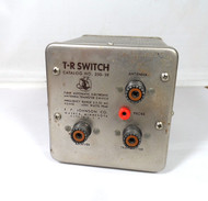 EF Johnson Vintage Tube 250-39 T-R Switch Rated 4 KW P.E.P.  in Very Good Condition