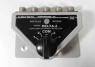Alpha Delta 4B High Quality 4 position Coax Switch, in Excellent Condition #2