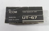 Icom Ut-67 Tone Squelch Module Unit for IC-2410 and More