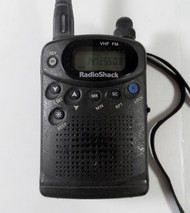 Radio Shack HTX-200 Mini Handheld Two Meter FM Amateur Transceiver in Excellent Condition