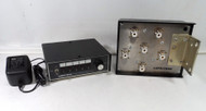 Ameritron RCS-8V Remote Coaxial Antenna Switch in Like New Condition, never used outside