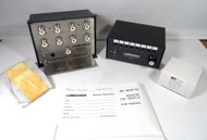 Ameritron RCS-10  Remote Coaxial Antenna Switch New in Box