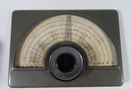 National Velvet Vernier VFO Dial with 10-160 meters Dial Scale
