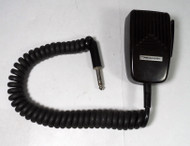 Realistic Ceramic  Hand Microphone Wired with a 1/4 inch Phono Plug