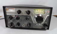 RL Drake R-4A HF Receiver in  Good condition S/N 6613