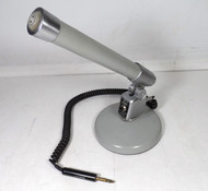 Hold till June 1st for Mike S. Collins SM- 3 Desk Microphone in Collector quality Condition   Works Great!