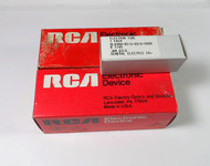 RCA  (2) 6146B Final tubes & (1) GE, 6CL6 Driver Tube NEW in Boxes #2