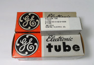 GE (2) 6146B Final tubes & (1) GE, 6CL6 Driver Tube NEW in Boxes