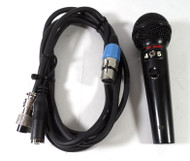 Heil Sound HM-10 Dual Element HC-5, HC-4 Microphone with Blue Series Cable