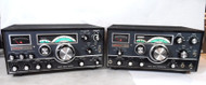 Swan 600-T & 600-R Custom HF Transmitter / Receiver with ICAF-500 Audio Notch Filter & NB-500 Noise Blanker NICE!