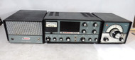 Swan 400 HF Transceiver with the 420 Full Band Frequency Control Unit & SW-117 AC Power Supply