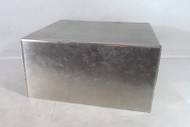 Aluminum Cabinet for Electronic Projects 14 x 12 3/4 x 7 Inches with Perforated Cover