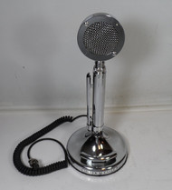 Astatic Silver Eagle  D-104 Amplified Desk microphone with 4 pin Connector