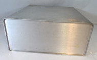Beautiful Custom Made Heavy Duty Aluminum Cabinet for an HF Amplifier or Antenna Tuner