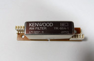 (on hold)  Kenwood YK-88A-1 Plug in AM Filter for the R5000, TS930, TS940, TS850s, TS450, HF Radios. Tested / Working
