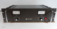 Astron VRM-35M 35 Amp Rack Mount Commercial 13.8 VDC Power Supply with Meters. Variable from 5 to 15 VDC