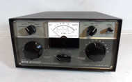 RL Drake MN-2000, 2KW Antenna Tuner for C & B Line Radios in Excellent Condition
