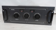 Cubic ST-2R HF Antenna Tuner Rare Rack Mount Version with Meters Needs Work