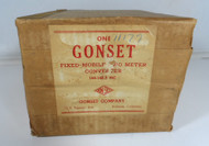 Gonset Fixed / Mobile 2 Meter Converter New in Unopened Box