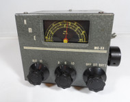 RME MC-53  2, 6, & 10 Meter Receive Converter For Automobile Radio RARE