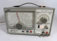Leader 17A Frequency Signal Generator in Excellent Working, and Cosmetic Condition