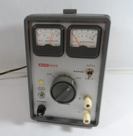 Eico 1064S Variable DC Power Supply with 2 scales 6 V @ 20 Amps and 12 V @ 10 Amps with Volt & Ammeter in Excellent Condition