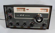RL Drake 2-C, 5 Band Amateur Receiver 3 to 30 MHz, in Excellent Condition S/N 3188