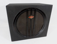 National NC-100TS Matching Large Speaker (cabinet only) for the NC-100 Receiver, in Very Good Condition