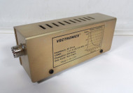 Vectronics DL-300  Dry 50 Ohm Dummy Load 300  Watts 0-150 MHz in Excellent Condition