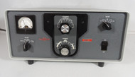 Collins 30L-1 Winged Emblem HF Linear Amplifier in Excellent Condition, with the Young Kim Power Supply Upgrade & New Reproduction Cabinet and Trim Ring, Serial Number 13323