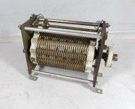29 uH High Quality Roller Inductor on Ceramic Coil Form in Excellent Condition
