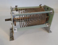 Commercial 20 uH High Quality, Plated Roller Inductor  from Broadcast Transmitter in Excellent Condition