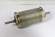 16 uH High Quality, Commercial Silver Plated Roller Inductor (Coil Only)  in Excellent Condition