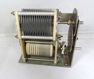 EF Johnson Commercial High Quality, 11 uh  Roller Inductor & 350 pF Air Variable Capacitor  in an LC Network
