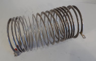 18 uh Fixed Inductor  (Coil Only)  from Broadcast Transmitter in Excellent Condition