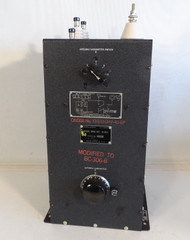 General Electric / Signal Corps  BC-306-B Antenna Tuner for the BC-375 Liasion Transmitters in Original Box