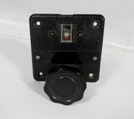 B&W Heavy Duty 9 Turn, Turns Counter Dial for Vacuum Capacitors and Roller Inductors  with Knob