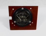 GE RF Ammeter from a Hallicrafters BC-939-B Antenna Tuner, in Excellent Condition