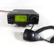 Icom IC-706  HF / 6M / 2M  Mobile Transceiver 160 - 2 Meter in Very Good Condition
